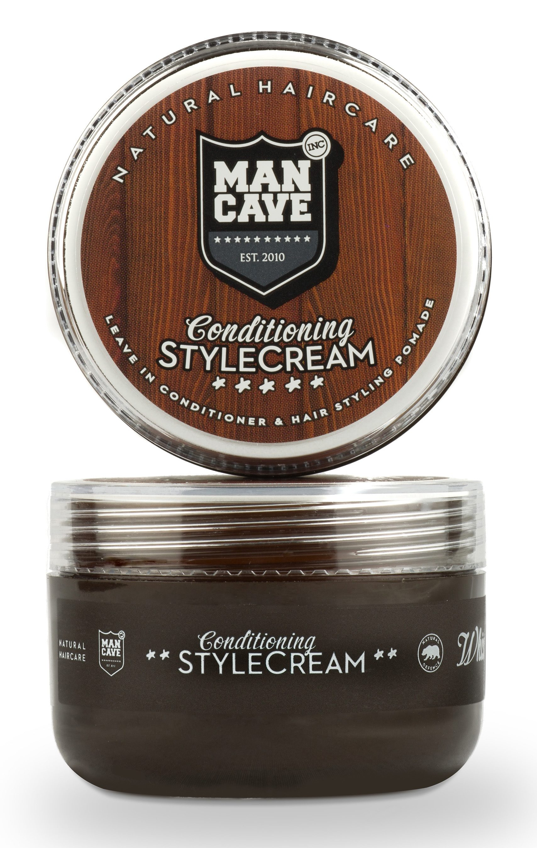 ManCave, »Conditioning StyleCream«, Haarwachs